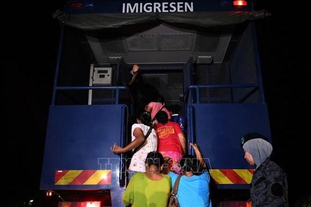 La Malaisie renforce sa lutte contre l'immigration clandestine hinh anh 1