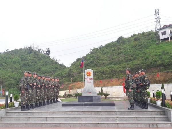 Cooperation Vietnam-Laos pour la stabilite et le developpement des zones frontalieres hinh anh 1
