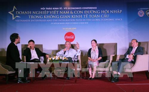 Conference sur l'integration mondiale des entreprises vietnamiennes hinh anh 1