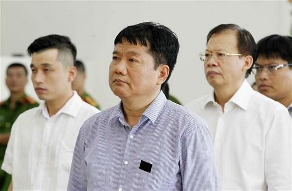 Mise en examen de deux anciens cadres de PetroVietnam hinh anh 1