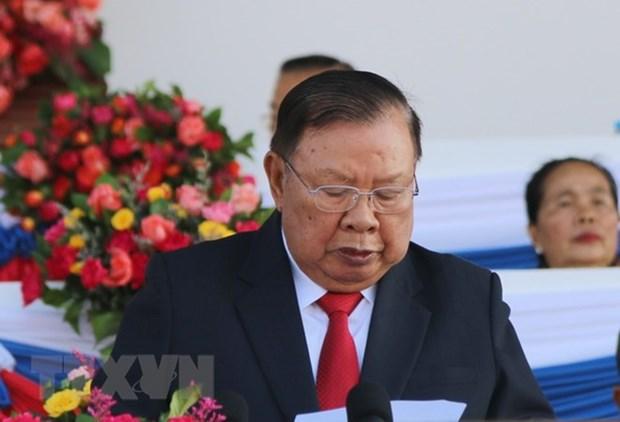 Le Laos celebre le 70e anniversaire de la fondation de son armee hinh anh 1