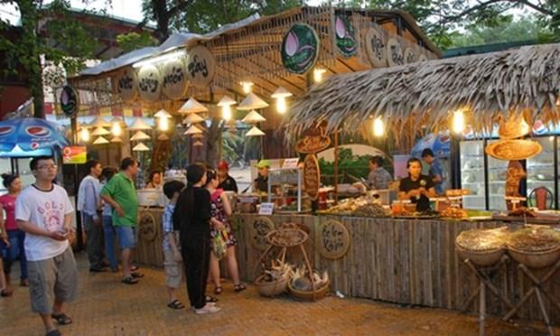 Ouverture d'une foire de produits agricoles pour le Tet a Hanoi hinh anh 1