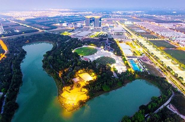 Une entreprise japonaise participe a l'edification de la ville intelligente a Binh Duong hinh anh 1