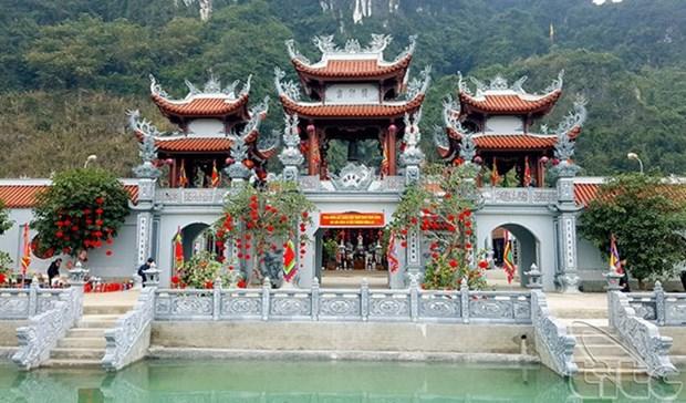 Le temple Bong Lai, site du tourisme spirituel qui vaut le detour hinh anh 1