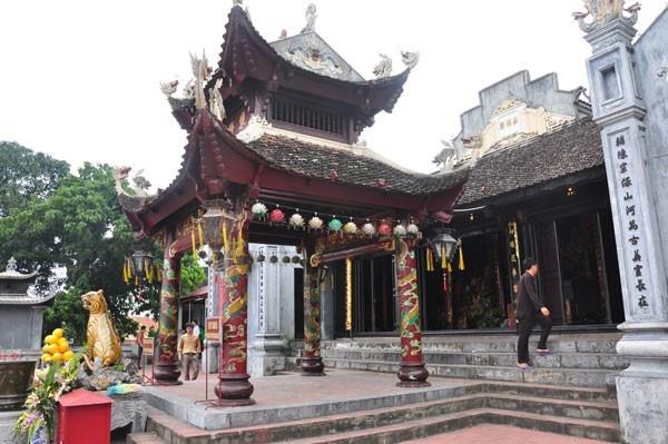 Le temple de Cua Ong, patrimoine culturel hinh anh 1