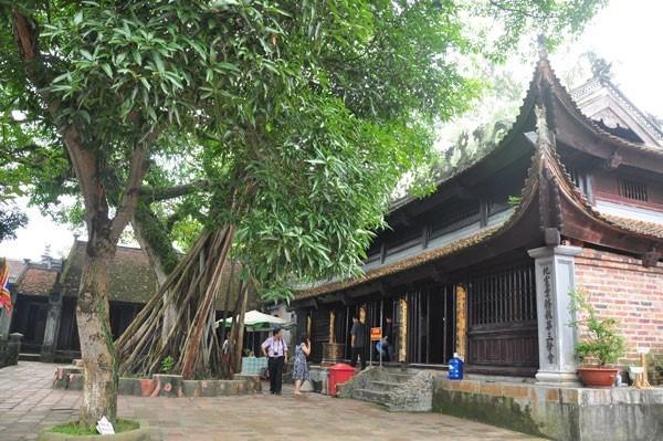Le temple de Cua Ong, patrimoine culturel hinh anh 2