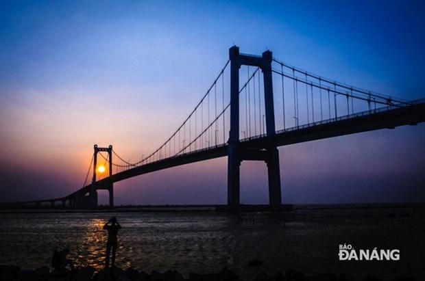 Les ponts celebres de Da Nang hinh anh 2
