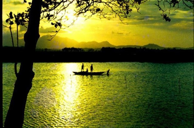 La montagne An, la riviere Tra, symboles de Quang Ngai hinh anh 1