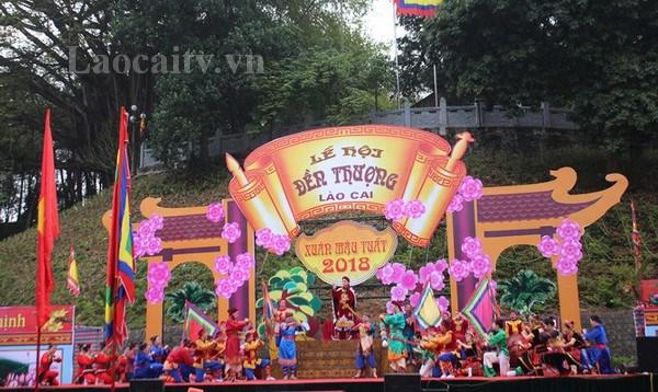 Lao Cai : plusieurs evenements pour saluer le printemps de l'Annee du Cochon 2019 hinh anh 1