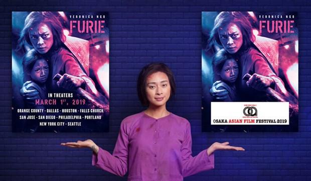 Le film d'action « Hai Phuong » sera projete aux Etats-Unis hinh anh 1
