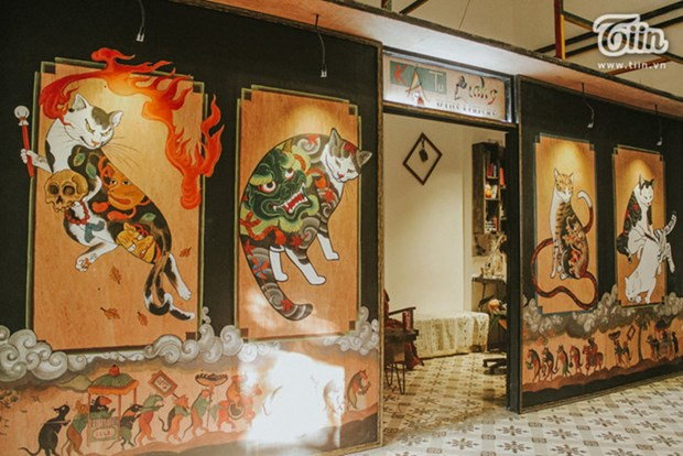 Sixty Square - Un petit Hanoi dans Hanoi! hinh anh 6