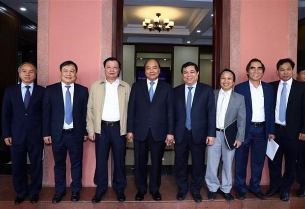 Le ministere du Plan et de l'Investissement appele a renforcer la reforme hinh anh 1