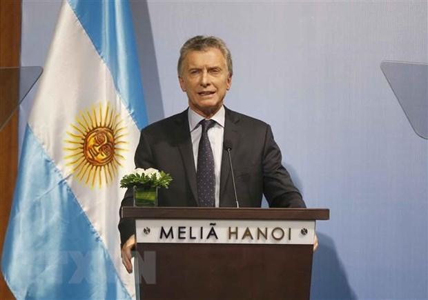 Le Vietnam est un partenaire important de l'Argentine hinh anh 1