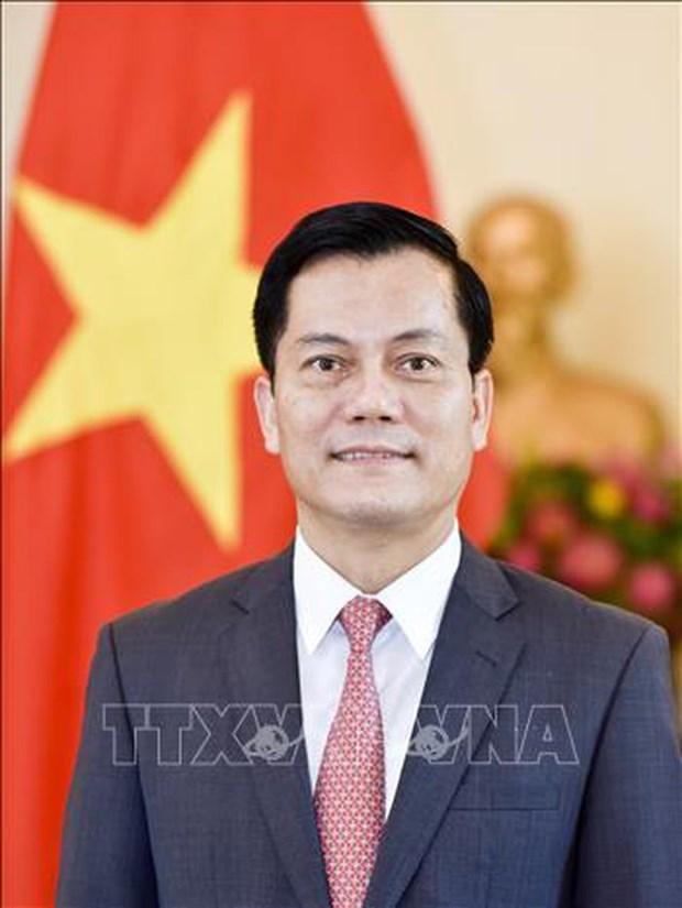 Le Vietnam est un symbole de l'aspiration a la paix et a la reconciliation hinh anh 1
