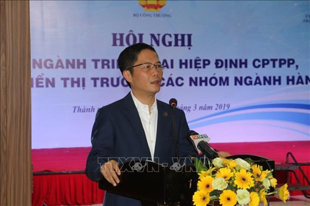 Le CPTPP aidera le Vietnam a accelerer son developpement hinh anh 1