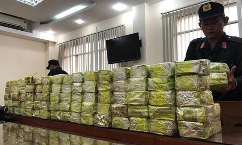De vastes reseaux de trafic de drogue demanteles au premier trimestre hinh anh 1