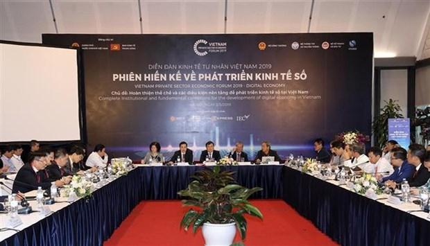 Developpement de l'economie numerique au Vietnam hinh anh 1