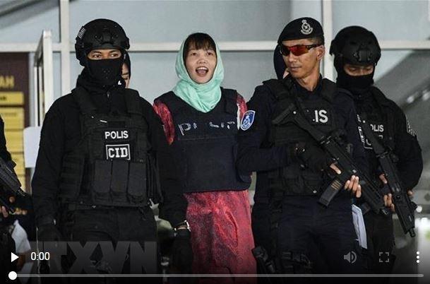 Doan Thi Huong quitte la prison dans l'Etat de Selangor (Malaisie) hinh anh 1