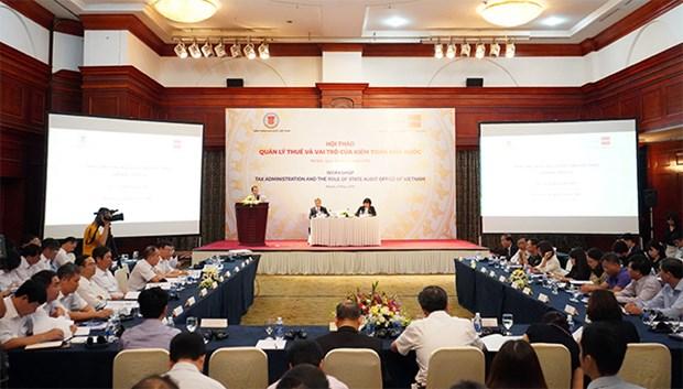 Renforcement du role de l'Audit d'Etat dans la gestion fiscale hinh anh 1