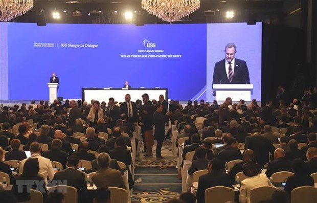 Dialogue Shangri-La 2019 : promouvoir la cooperation substantielle hinh anh 1
