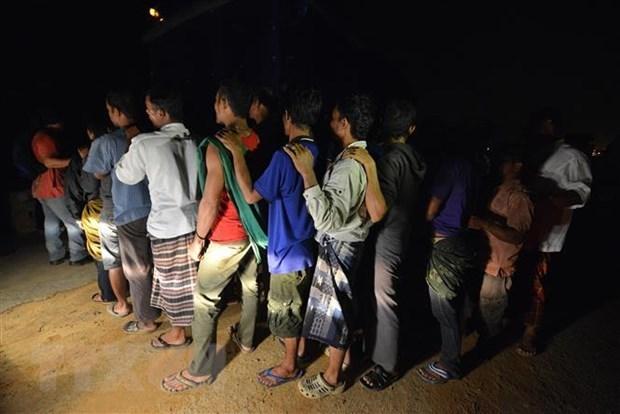 La Malaisie elabore un plan pour renforcer sa lutte contre l'immigration illegale hinh anh 1