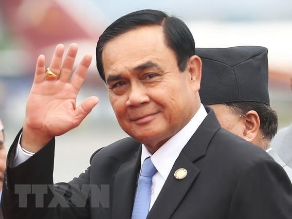 Thailande : Prayuth Chan-ocha obtient son approbation en tant que PM hinh anh 1