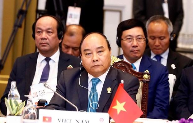 """Le Premier ministre accorde une interview au journal thailandais """"The Nation"""" hinh anh 1"""