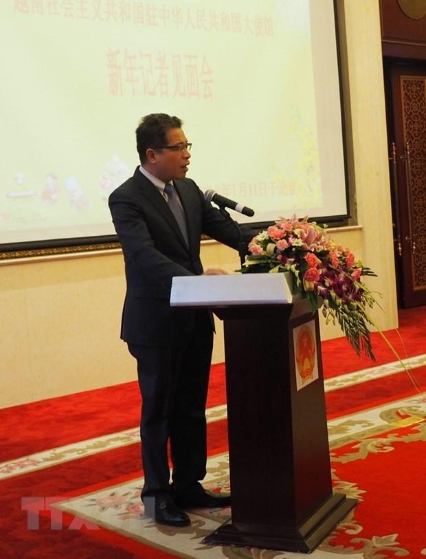 La cooperation Vietnam-Chine a realise des avancees importantes en tous domaines hinh anh 1