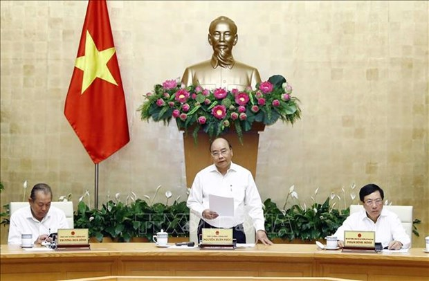 Le PM travaille avec le Comite de gestion des fonds publics chez les entreprises hinh anh 1