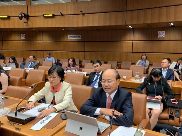 Droit commercial international : le Vietnam participe a la 52e session de la CNUDCI hinh anh 1