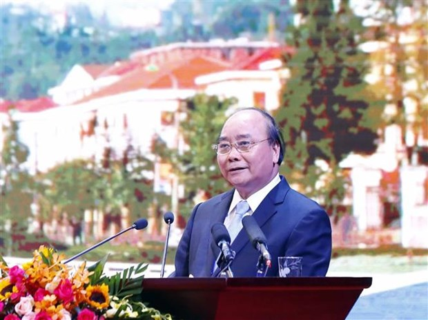Le PM appelle a un developpement durable et inclusif du tourisme a Lao Cai hinh anh 1