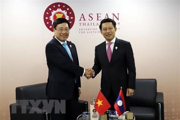 ASEAN : le Vietnam participe a plusieurs conferences en Thailande hinh anh 5