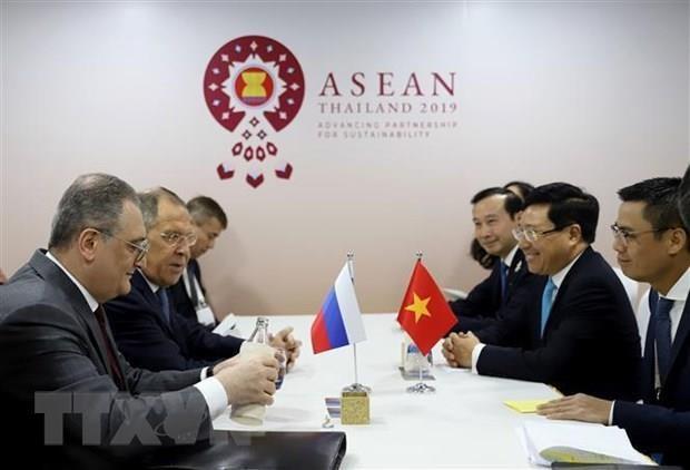 ASEAN : le Vietnam participe a plusieurs conferences en Thailande hinh anh 2