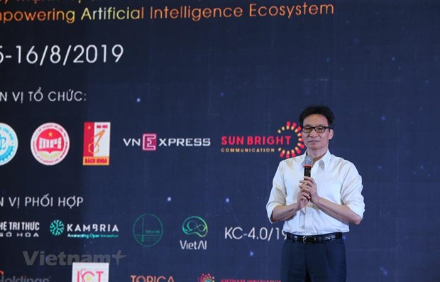 Journee de l'intelligence artificielle du Vietnam 2019 hinh anh 1
