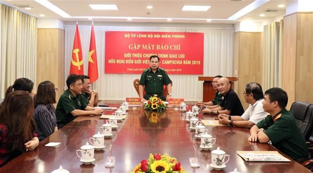 Prochainement un echange amical frontalier Vietnam-Cambodge hinh anh 1