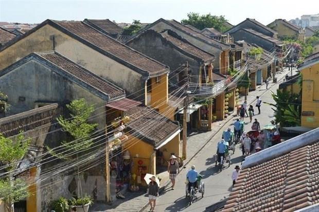 Quang Nam : de nombreuses activites prevues pour promouvoir les valeurs culturelles locales hinh anh 1