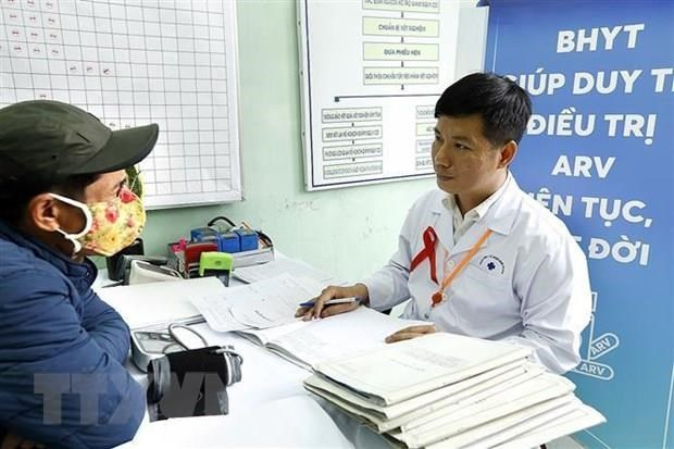 Renforcement de la participation du secteur prive a la lutte contre le VIH/SIDA hinh anh 1