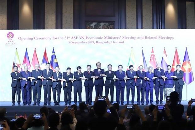 Le Vietnam va signer l'accord de l'ASEAN sur le commerce des services hinh anh 1