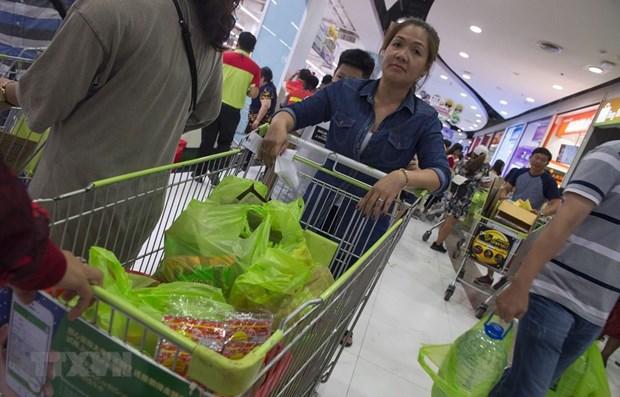 Thailande : plusieurs detaillants vont cesser de distribuer des sacs en plastique a usage unique hinh anh 1