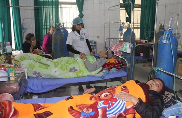 Plus de 91% des habitants de Vinh Phuc sont couverts par l'assurance maladie hinh anh 1