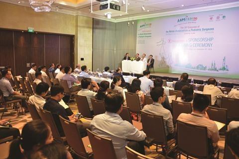 Medecine pediatrique : Saigontourist au cœur d'une conference regionale hinh anh 1