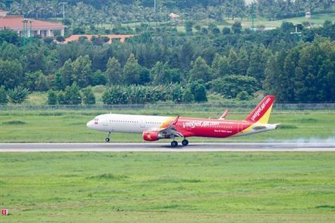 Transport aerien : les revenus auxiliaires de Vietjet dans le Top 12 du monde hinh anh 1