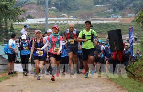 Le Vietnam Mountain Marathon a Sa Pa hinh anh 1