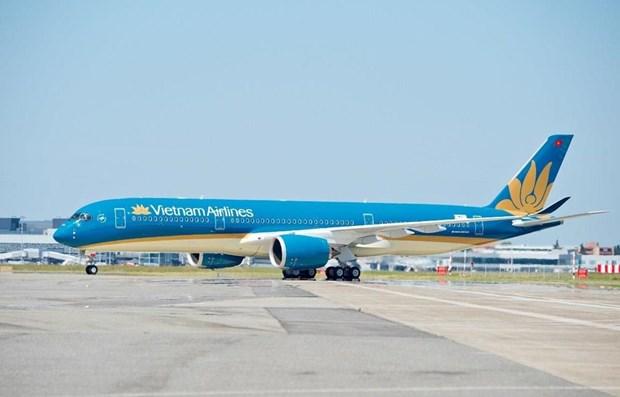 Vietnam Airlines va fournir du wifi a bord de certains de ses vols hinh anh 1