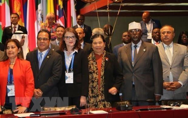 Assemblee nationale : renforcement des relations avec l'UIP et Cuba hinh anh 1