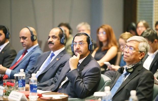 Forum sur le commerce et l'investissement Vietnam – Emirats arabes unis hinh anh 1