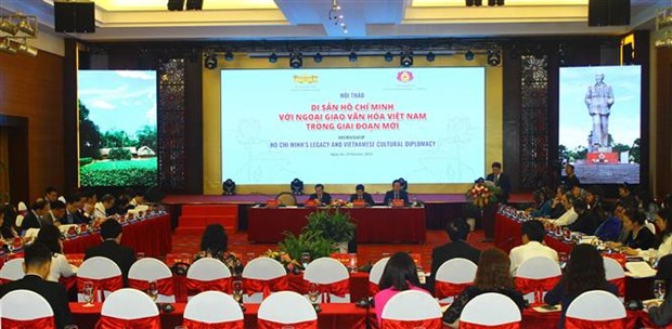 Seminaire international sur le President Ho Chi Minh a Nghe An hinh anh 1