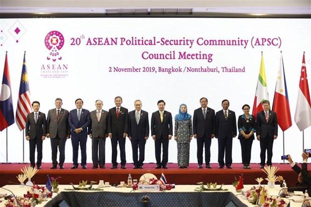 Le vice-PM Pham Binh Minh assiste a des reunions de l'ASEAN a Bangkok hinh anh 1