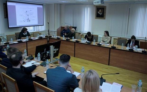 Seminaire scientifique sur la Mer Orientale en Russie hinh anh 1