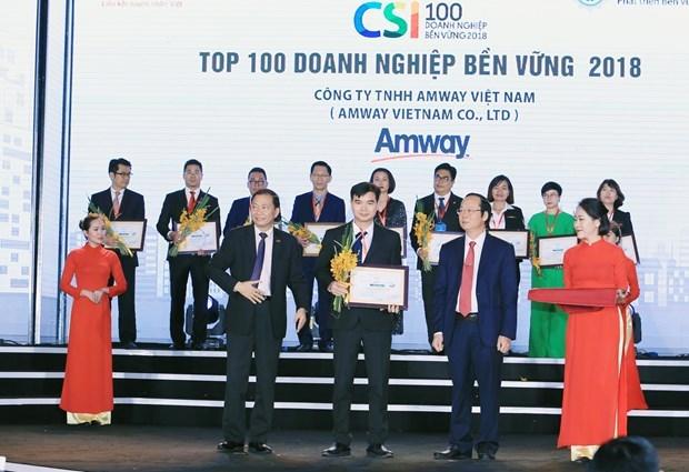 Pour le developpement durable et l'amelioration de la competitivite des entreprises hinh anh 1